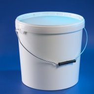 Round bucket 18L